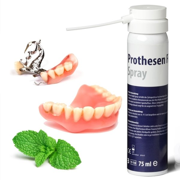 MyDental Prothesen-Pflegespray